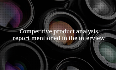 Competitor Analysis (Optional)